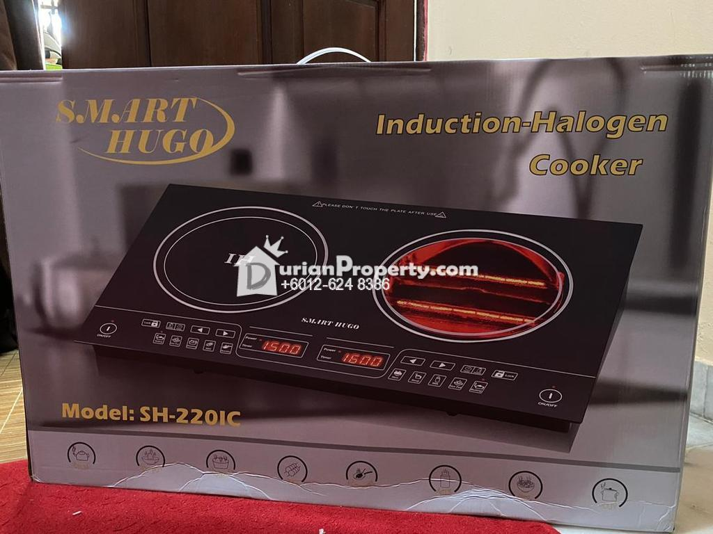 Halogen Induction Cooker For Sale