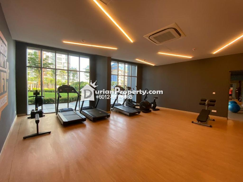 Condo For Rent at Gravit8, Klang