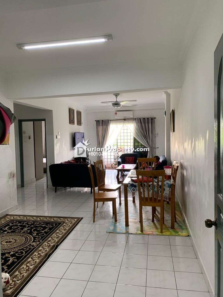 Apartment For Rent at Anggerik Villa 2, Kajang