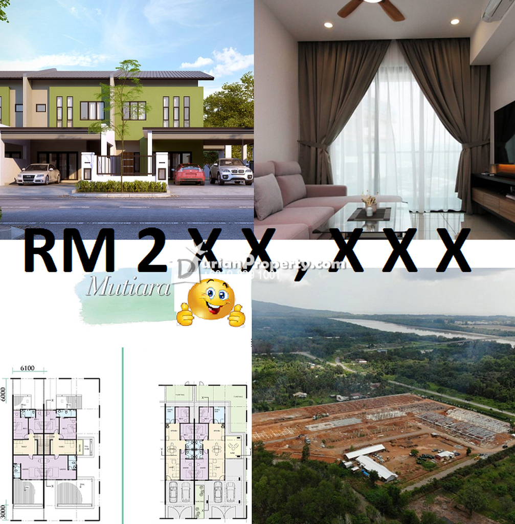 Terrace House For Sale at Kuching, Sarawak