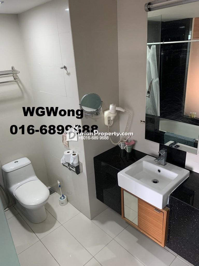 Serviced Residence For Sale at Dua Sentral, Brickfields