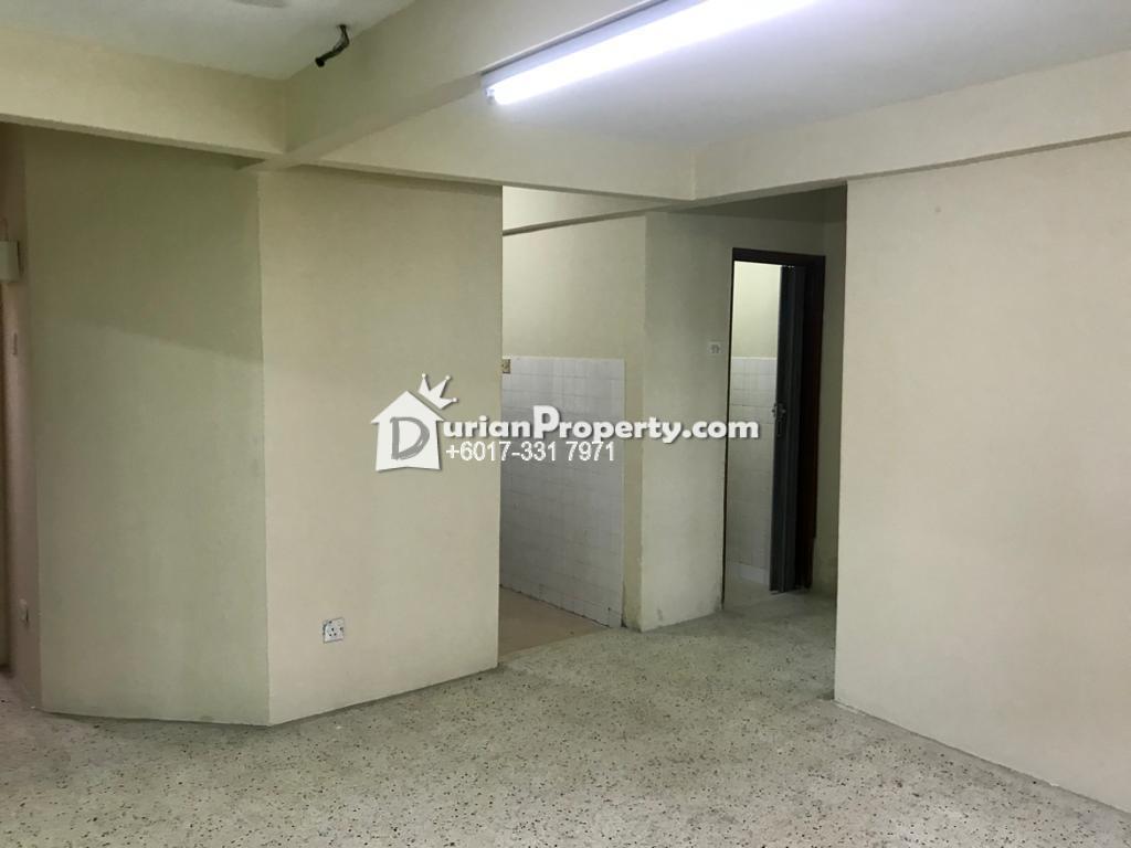 Apartment For Rent at Dahlia Apartment, Pandan Indah