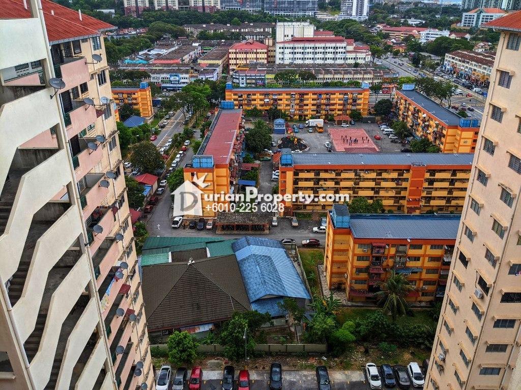 Apartment For Sale at Jasmin Apartment, Taman Sri Rampai
