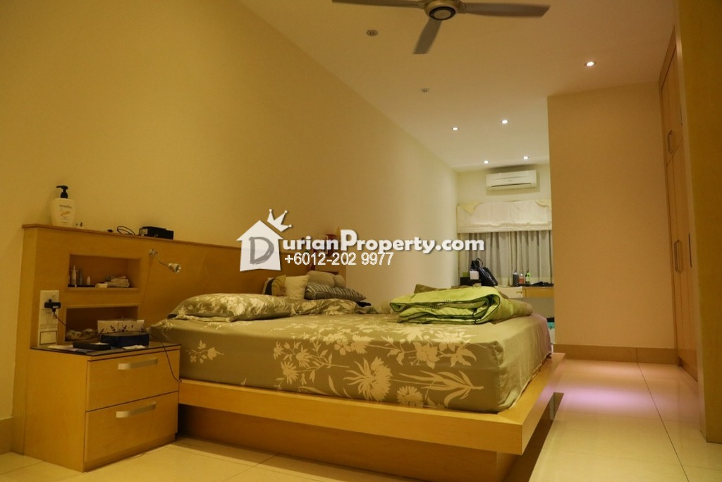 Semi D For Sale at Hijauan Residence, Batu 9 Cheras