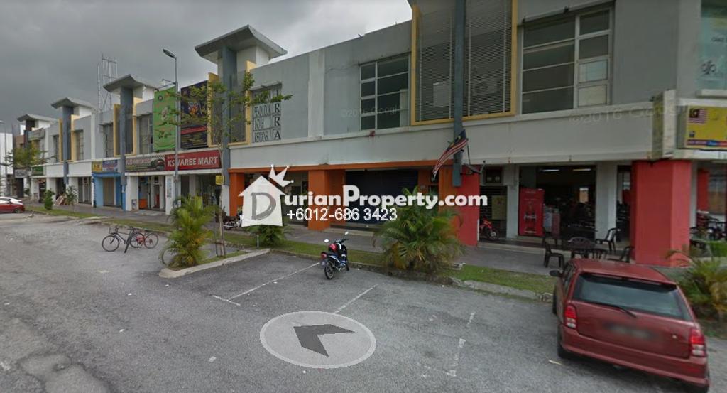 Shop Office For Rent at Kemuning Utama, Kemuning
