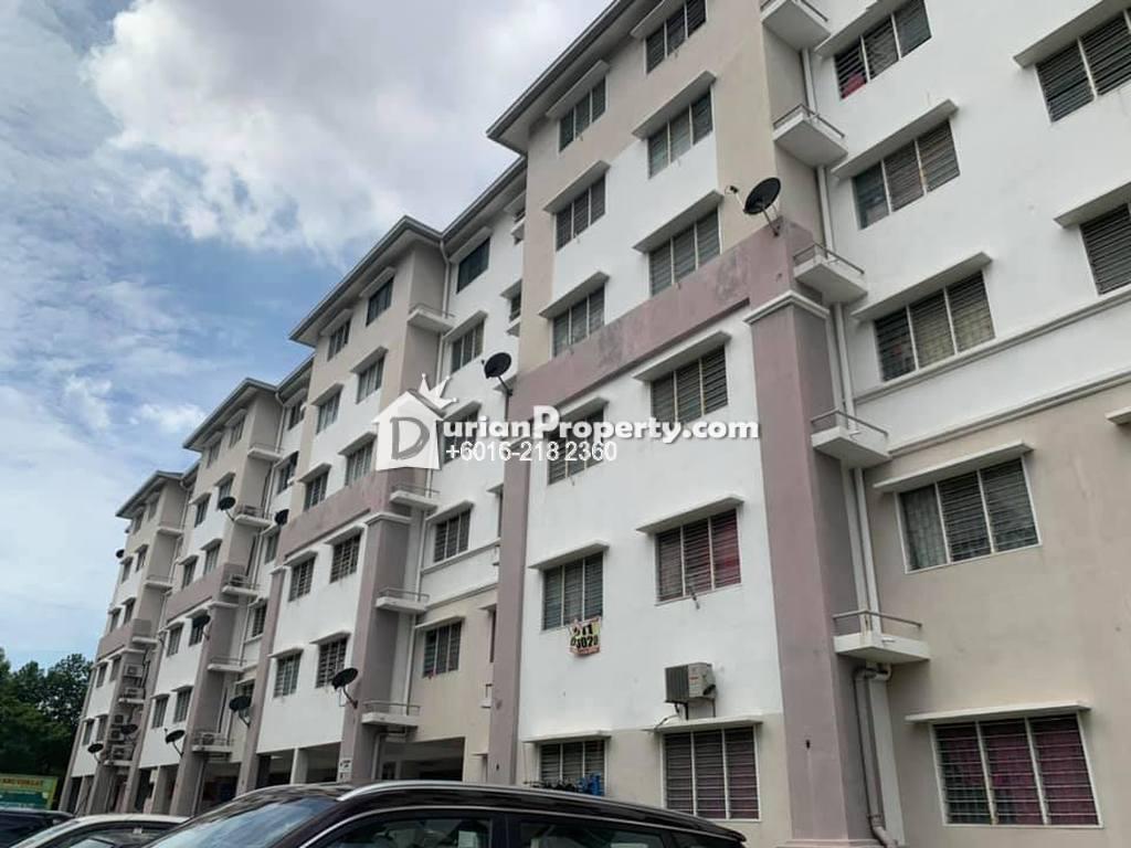 Apartment For Rent at Pangsapuri Seroja, Section U13