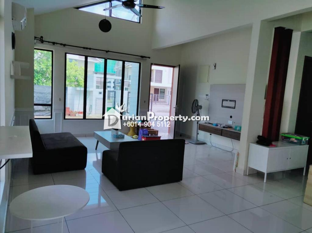 Bungalow House For Rent at Puncak Bestari, Kuala Selangor