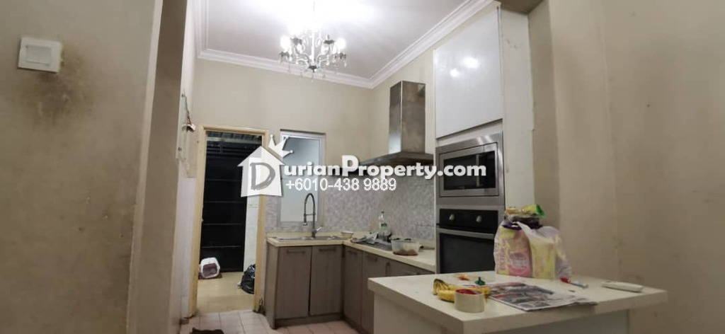 Terrace House For Rent at Taman Lestari Puchong, Seri Kembangan