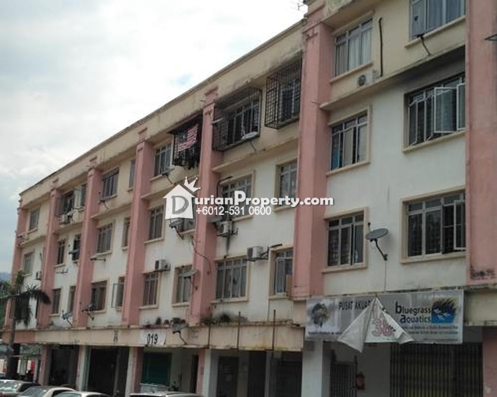 Apartment For Auction at Saujana Damansara, Damansara Damai