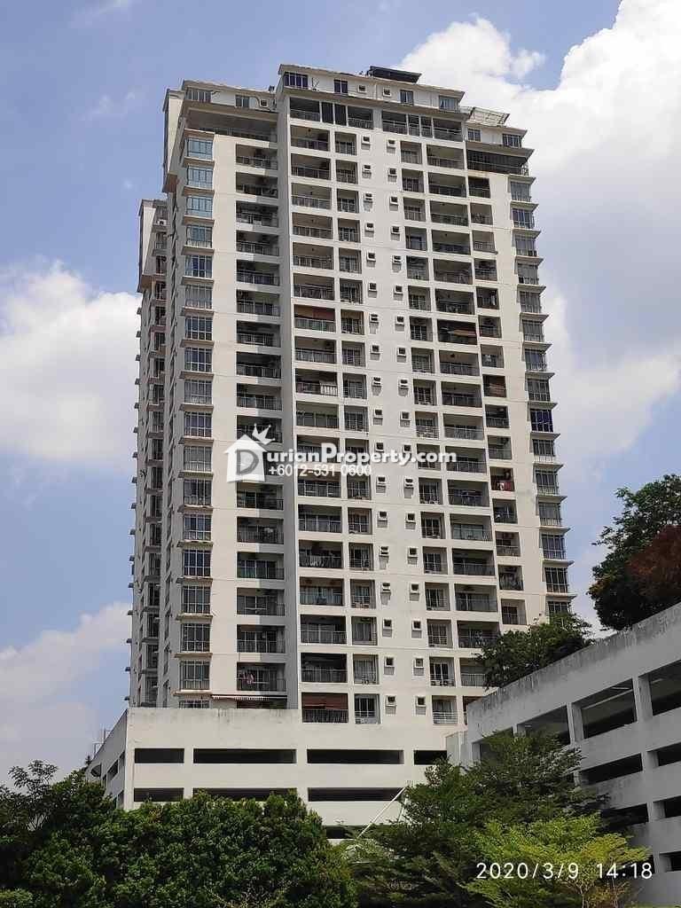 Apartment For Auction at Ampang Putra Residency, Ampang