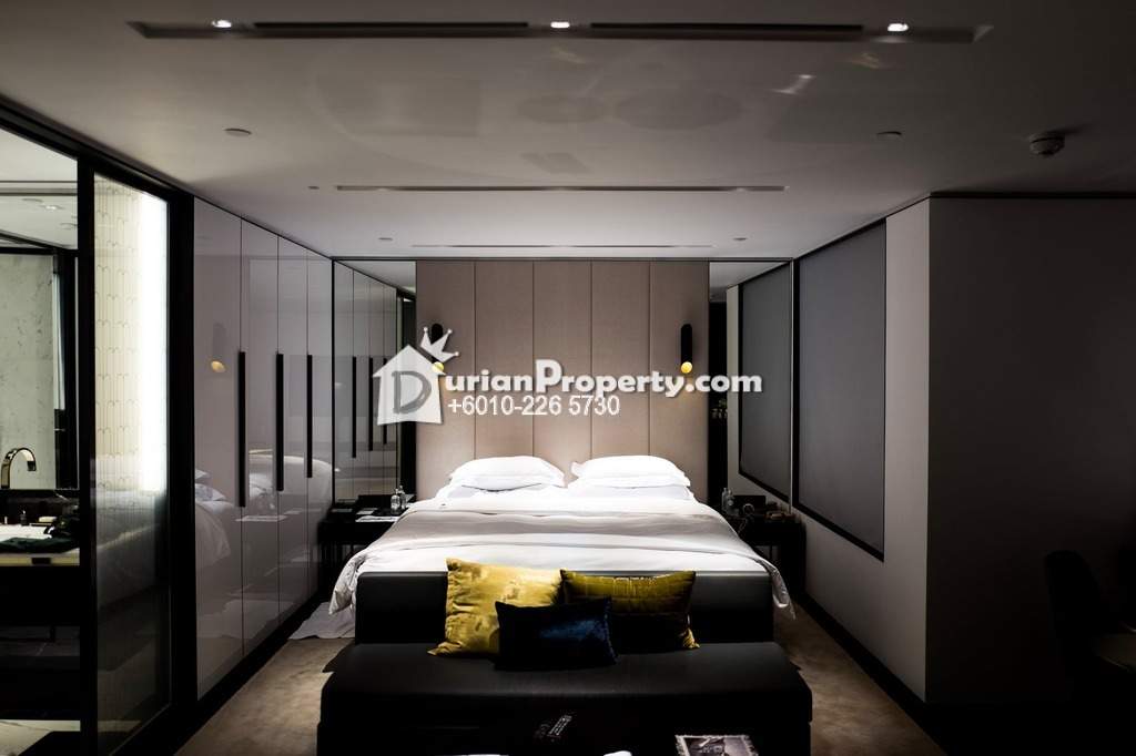 Condo For Rent at Hampshire Residences, KLCC