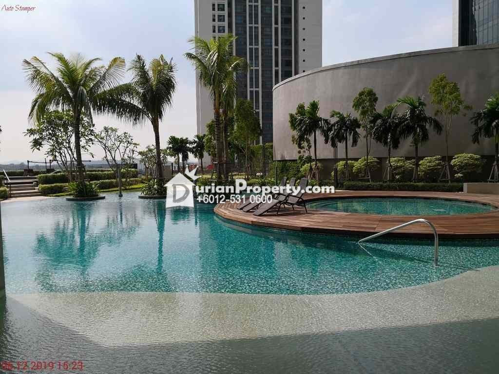 Apartment For Auction at Tropicana Gardens, Kota Damansara
