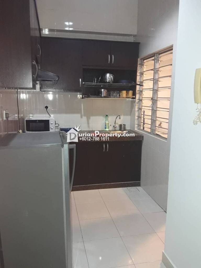 Serviced Residence For Sale at e-Tiara, Subang Jaya