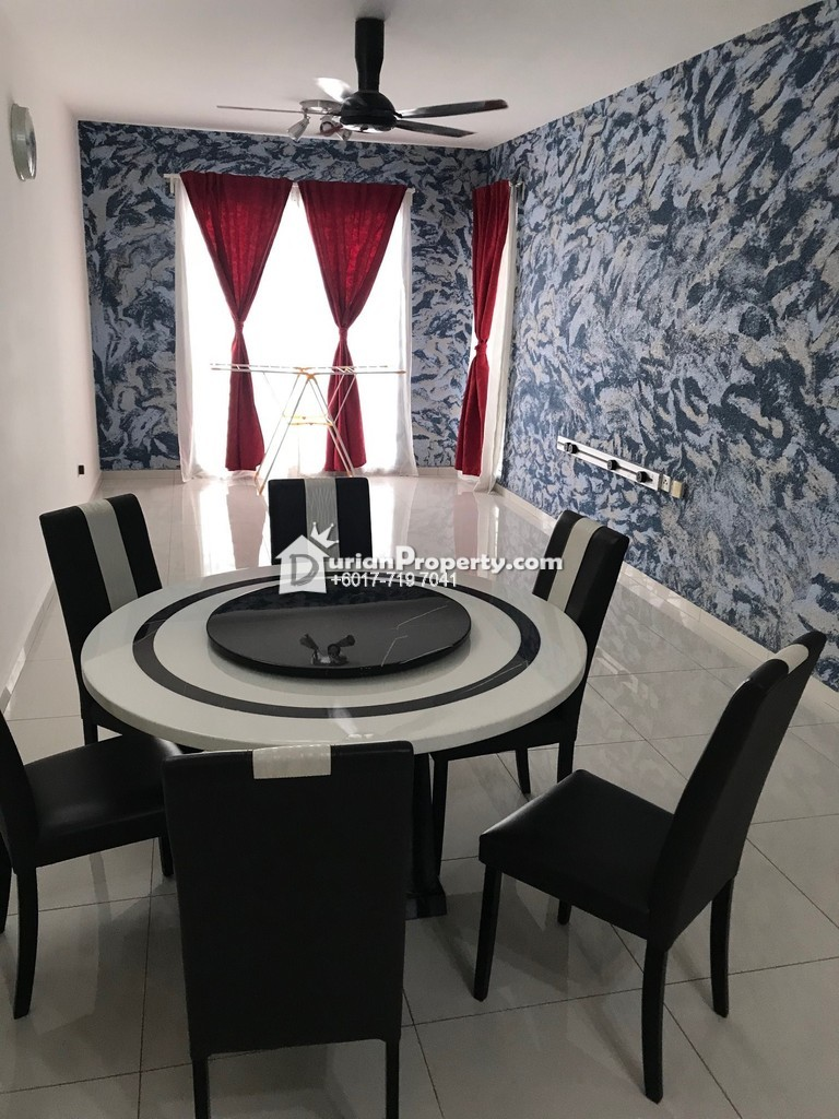 Condo Room for Rent at Sentral Residence, Kajang