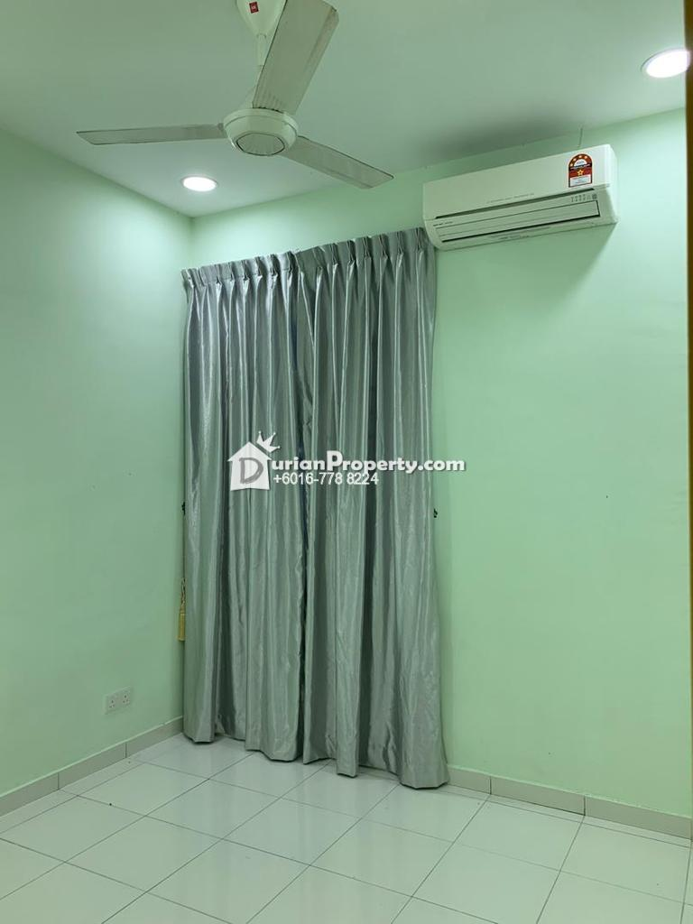 Apartment For Rent at Jentayu Residensi, Tampoi