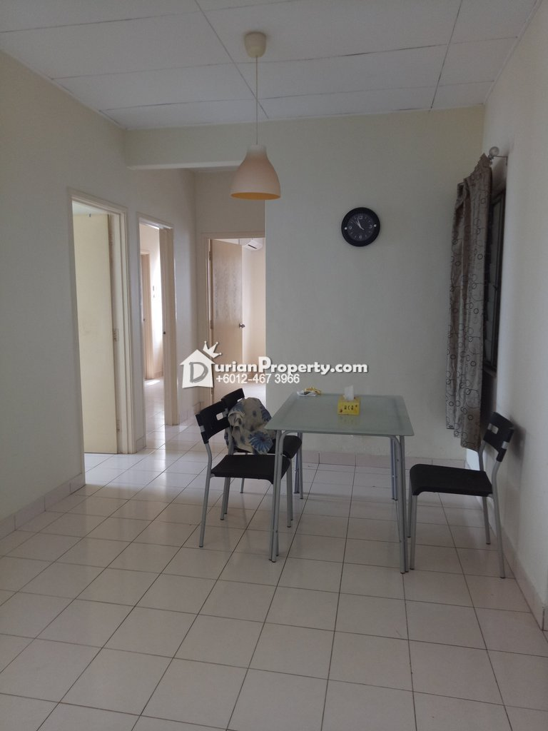 Condo For Rent at Casa Puteri, Bandar Puteri Puchong
