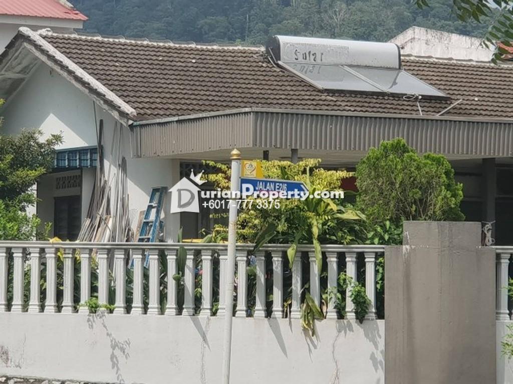 Terrace House For Rent at Taman Ehsan, Kepong