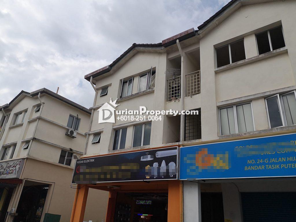 Apartment For Sale at Bandar Tasik Puteri, Rawang