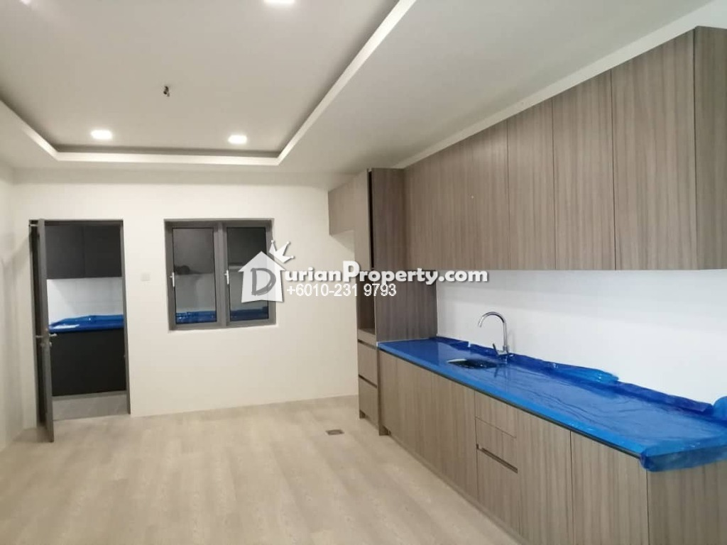 Condo For Rent at Lakefront Residence, Cyberjaya