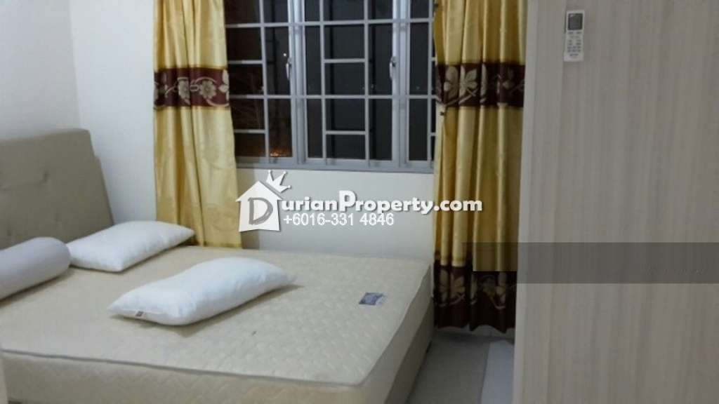 Apartment Room for Rent at Pangsapuri Taman Tasik Sungai Chua, Bukit Angkat