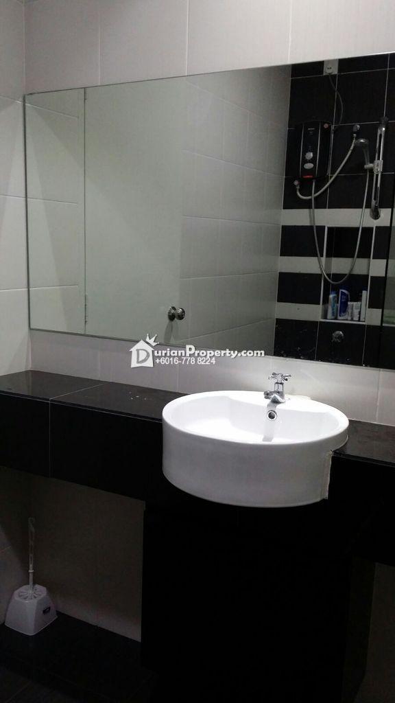 Serviced Residence For Sale at Seri Austin Residences, Johor Bahru