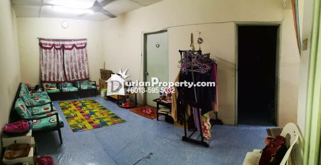 Flat For Sale at Flat PKNS, Section 7