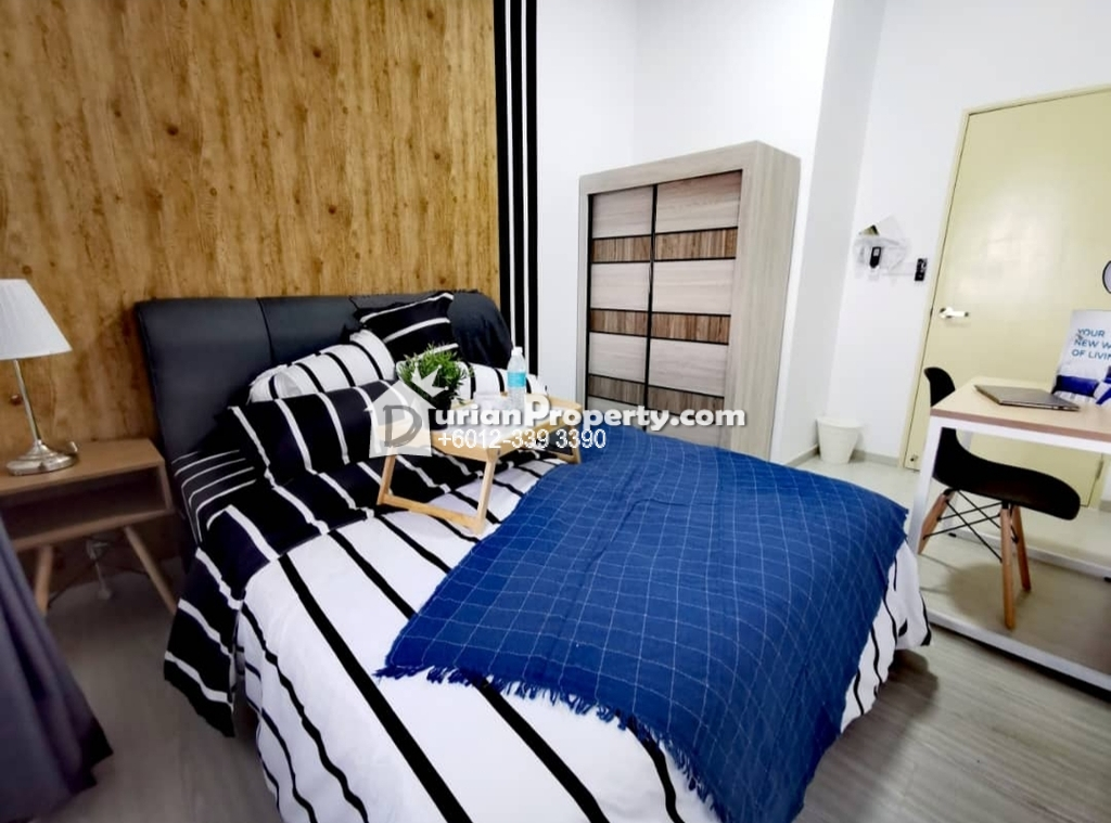 Condo Room for Rent at The Hamilton, Wangsa Maju