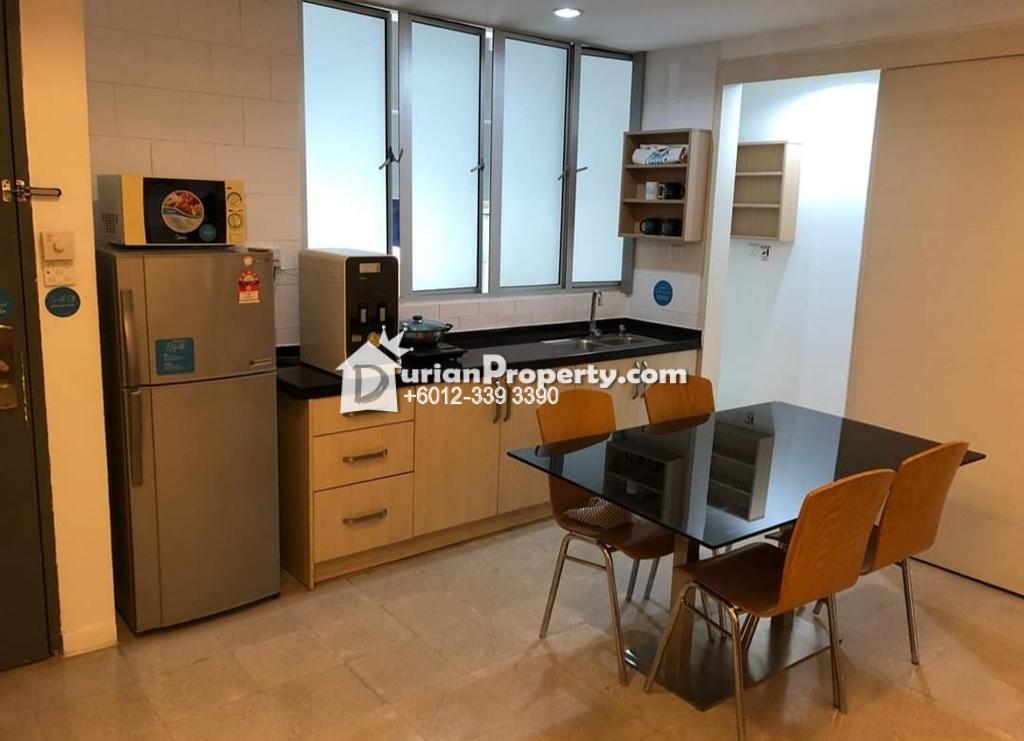 Condo Room for Rent at Fraser Business Park, Pudu