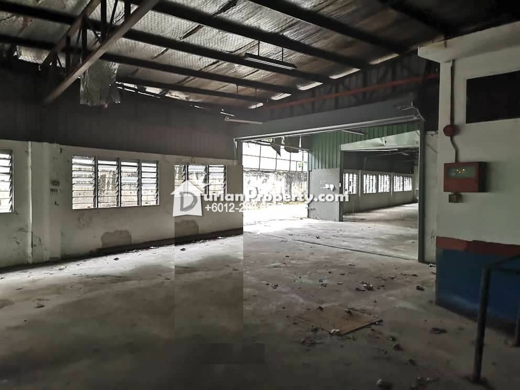 Detached Factory For Sale at Section 51A, Petaling Jaya