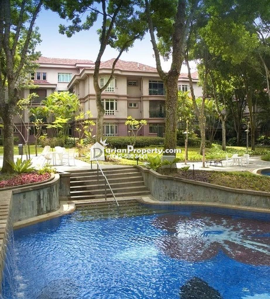 Condo For Sale at Bunga Raya Condominium, Shah Alam