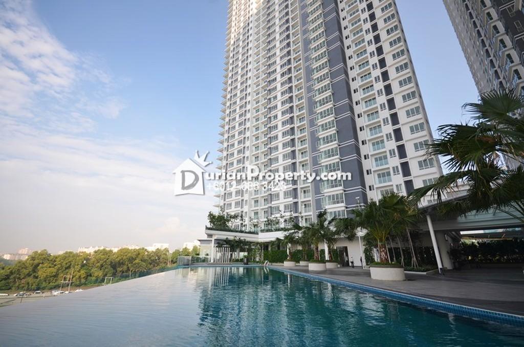 Condo For Sale at Desa Green Serviced Apartments, Taman Desa