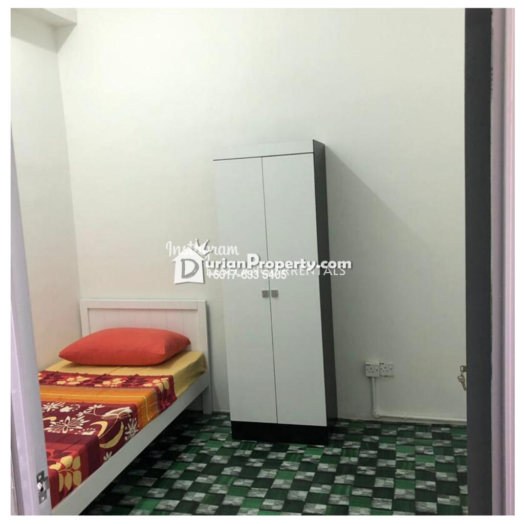 Flat Room for Rent at Reko Sentral, Kajang