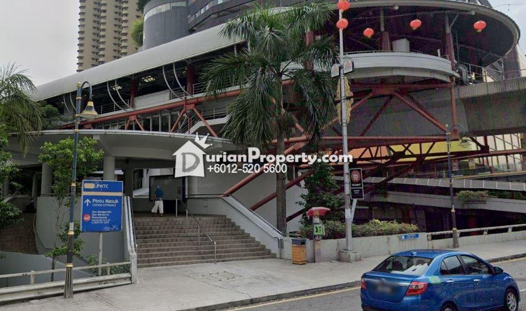 Condo For Auction at Bistari Condominium, Chow Kit