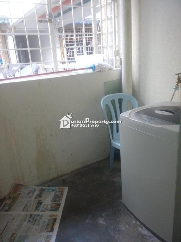Apartment For Sale at Tasik Heights Apartment, Bandar Tasik Selatan