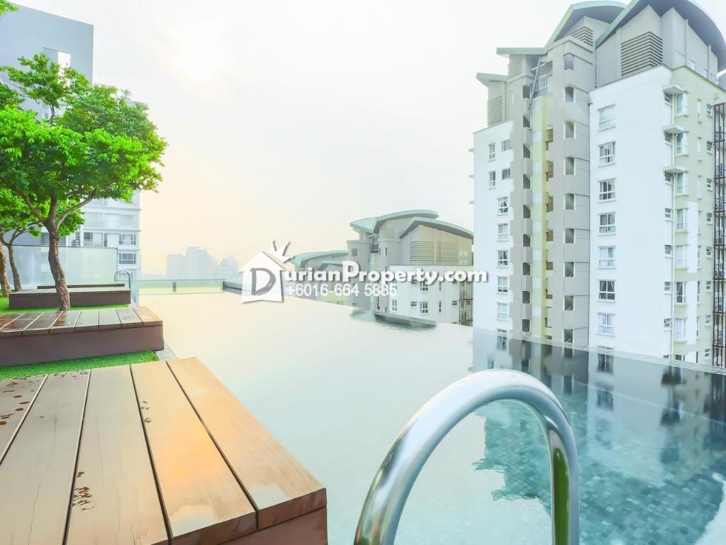 Condo For Rent at VERVE Suites, Mont Kiara