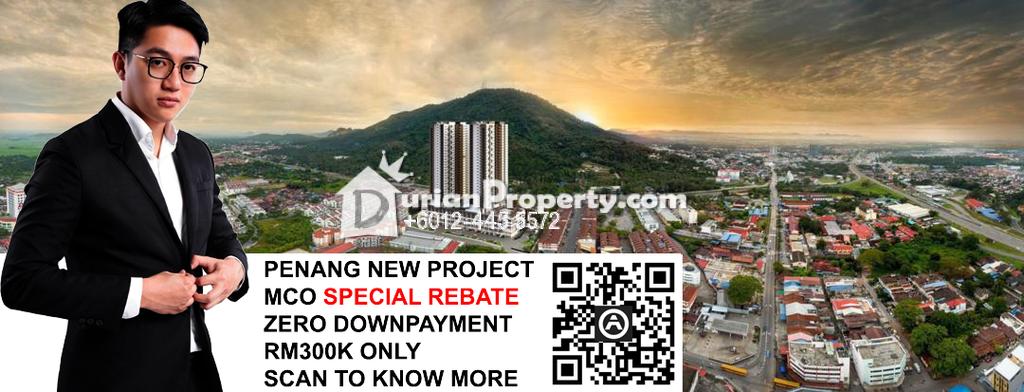 Serviced Residence For Sale at Aston Acacia, Bukit Mertajam