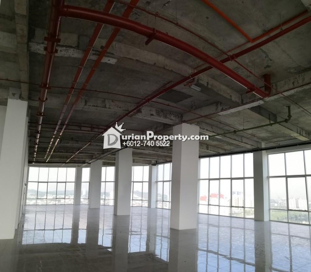 Office For Rent at Seri Kembangan Apartment, Bukit Beruntung