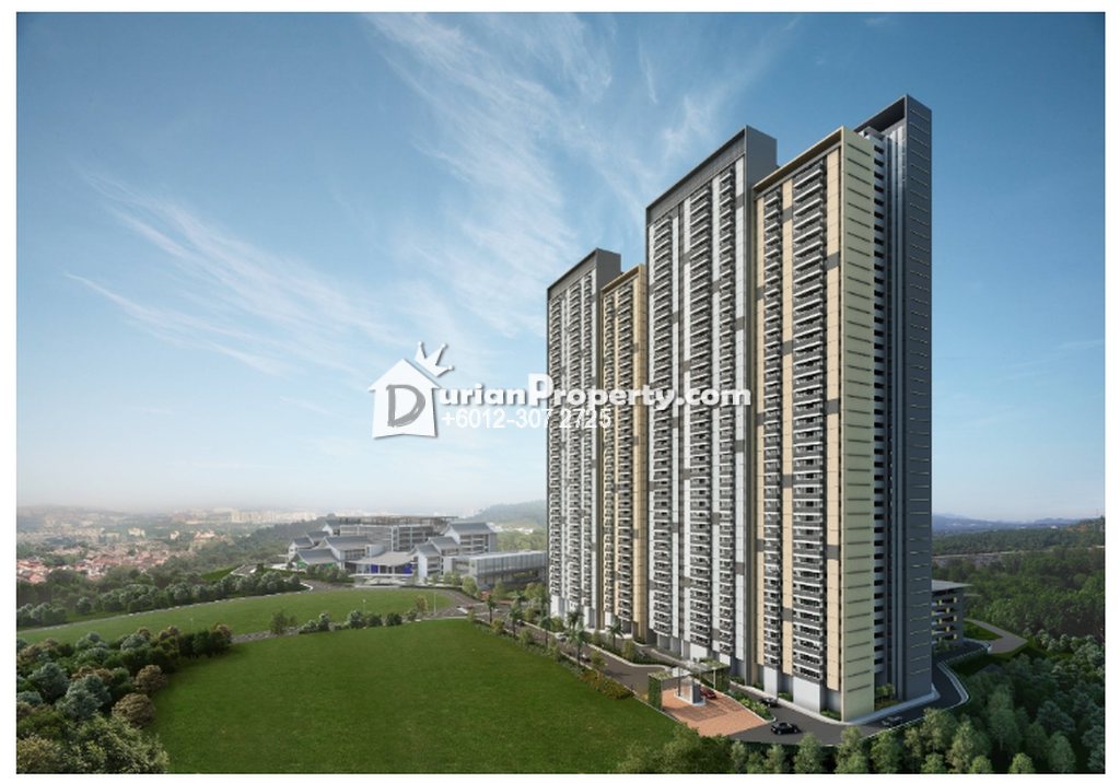 Condo For Sale at Residensi Aman, Bukit Jalil