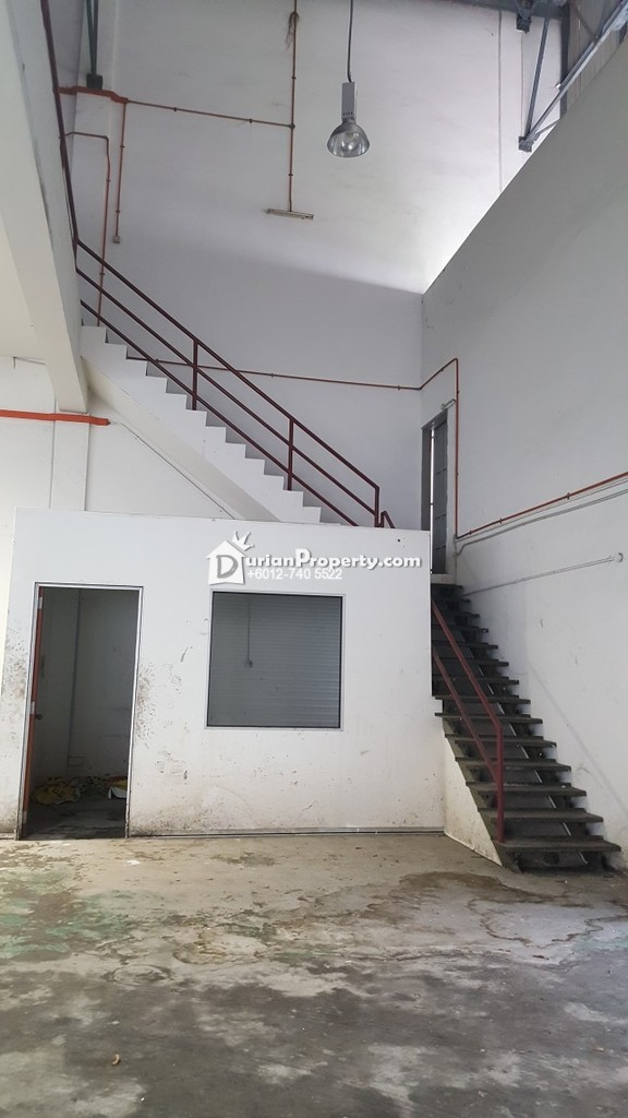 Detached Factory For Rent at Temasya Glenmarie, Glenmarie