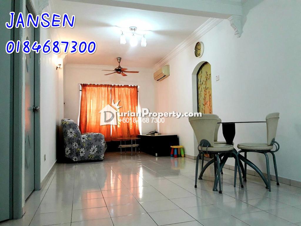Apartment For Sale at Sri Impian Apartment, Farlim