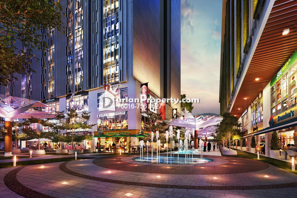 Condo For Sale at VIVO RESIDENCES @ 9 Seputeh, Old Klang Road