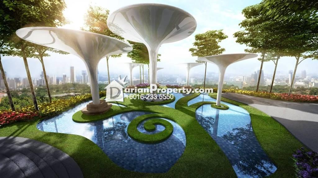 Condo For Rent at Arte Plus, Ampang Hilir
