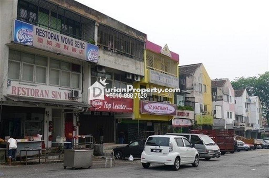 Shop For Rent at Desa Setapak, Setapak