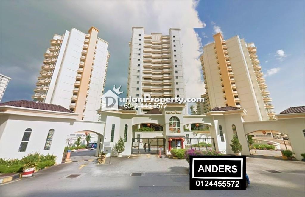 Condo For Rent at Gold Coast, Bayan Indah