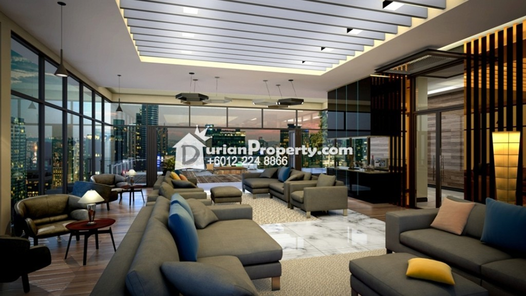 Serviced Residence For Sale at Royce Residence, KLCC