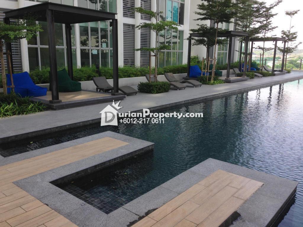 SOHO For Rent at 3 Elements, Bandar Putra Permai