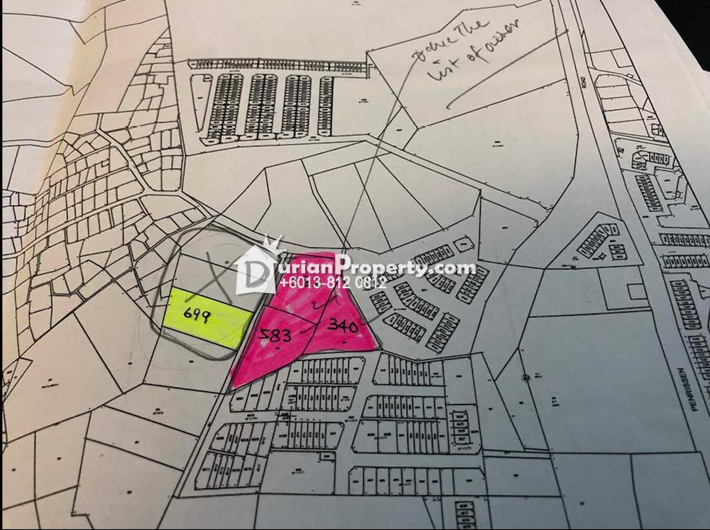 Development Land For Sale at Kuching, Sarawak