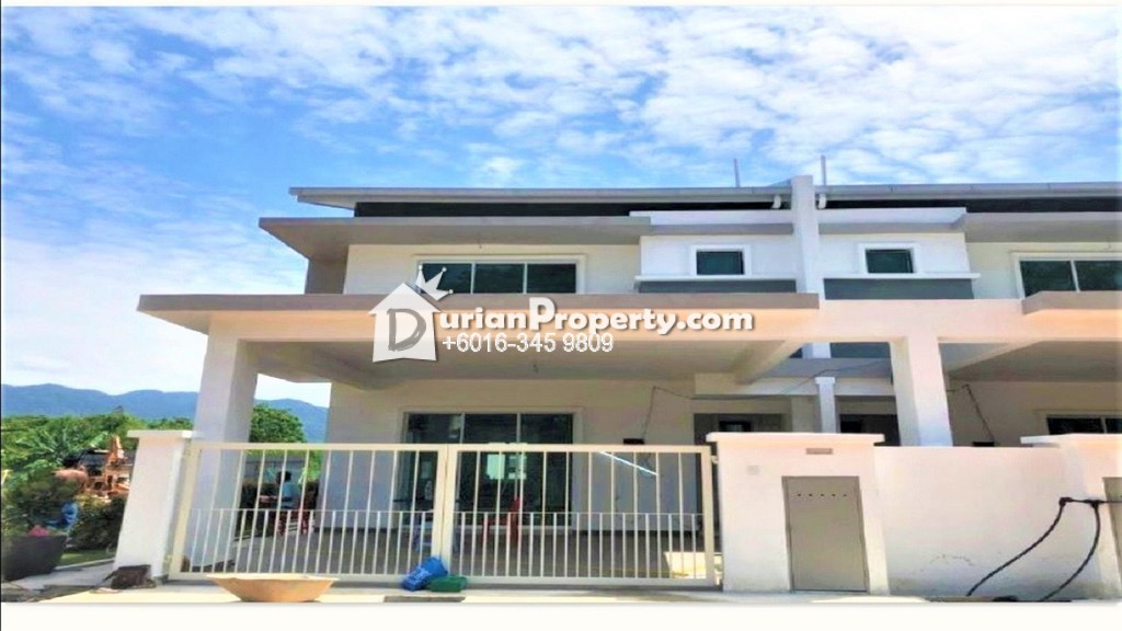 Terrace House For Sale at Impiana Villa, Nilai