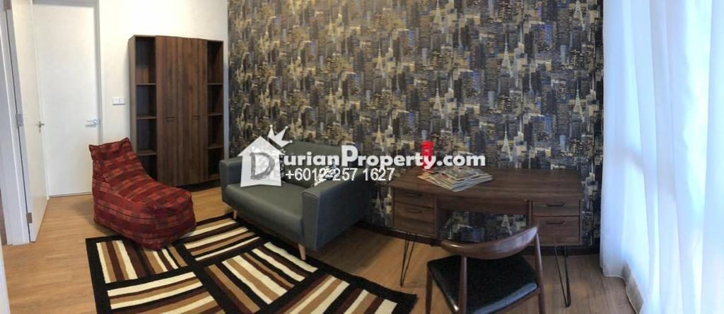 Condo Duplex For Rent at EcoSky, Taman Wahyu