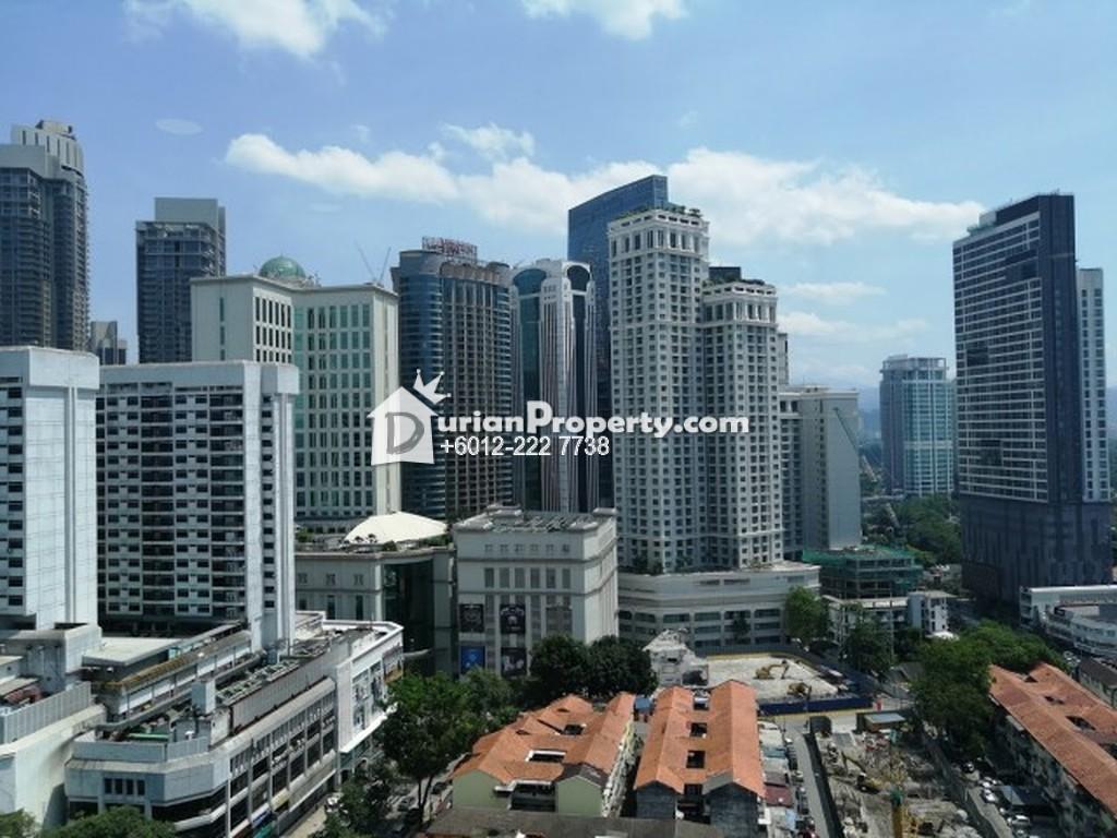 Serviced Residence For Sale at Bintang Fairlane Residences, Bukit Bintang